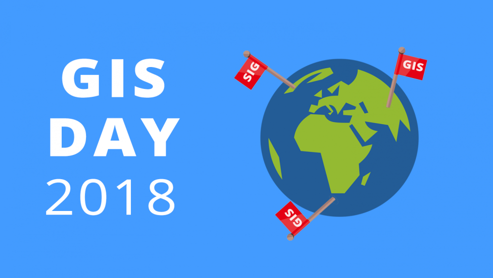 2018 Fall Event – GIS Day
